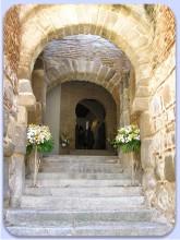 Monumento Puerta Califal - Ayuntamiento de Maqueda