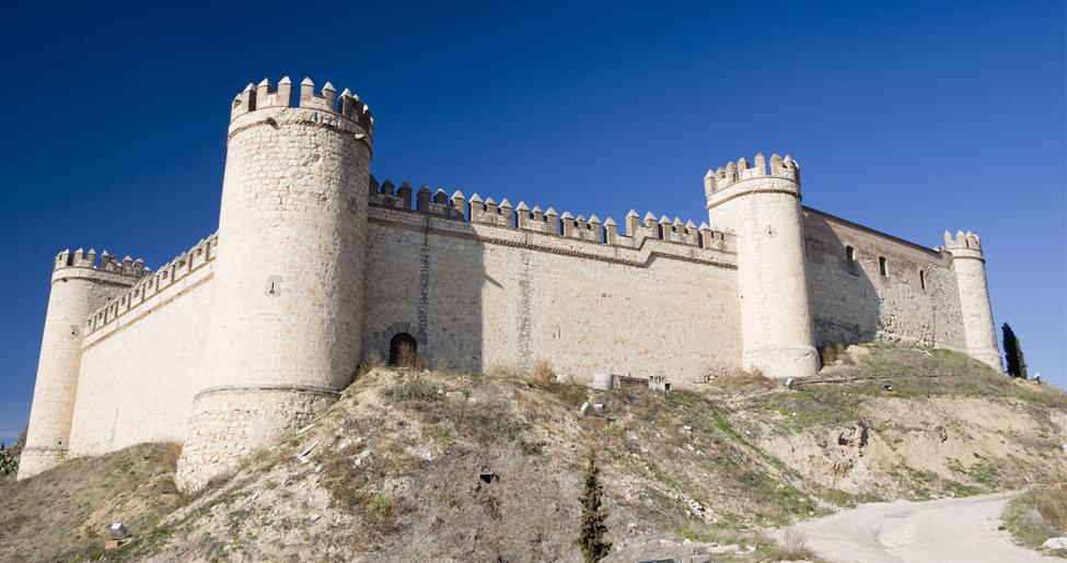 Castillo de Maqueda - maqueda.es