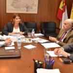 Fomento colaborará con la localidad de Maqueda en proyectos de urbanismo y carreteras - Ayuntamiento de Maqueda