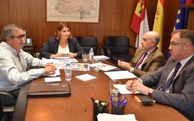 Fomento colaborará con la localidad de Maqueda en proyectos de urbanismo y carreteras