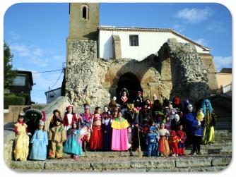 Fiestas Carnavales - Ayuntamiento de Maqueda