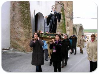 Fiestas Santa Brígida - Ayuntamiento de Maqueda