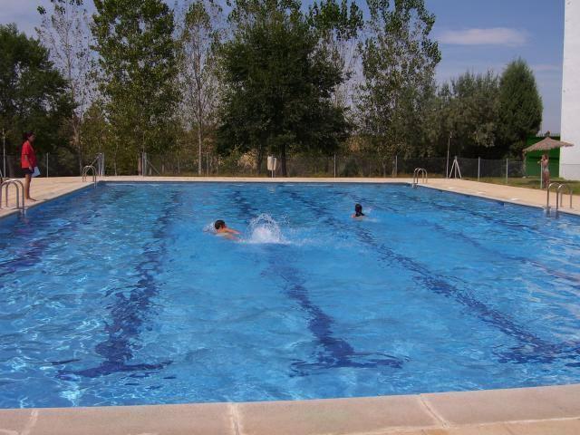 Pliego bar piscina municipal