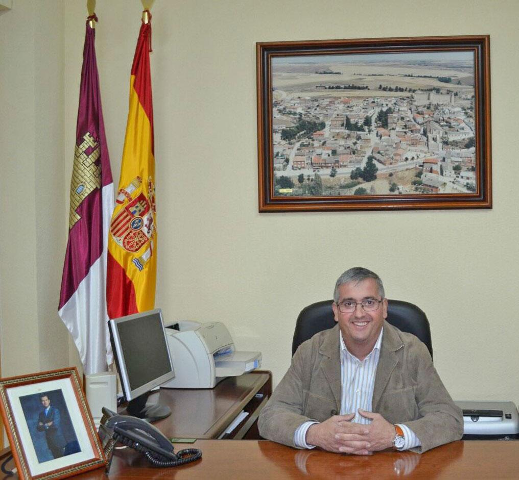 Andrés Congosto Rodríguez - Alcalde de Maqueda - Ayuntamiento de Maqueda