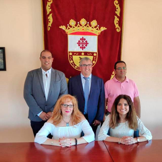 Equipo de Gobierno - Ayuntamiento de Maqueda