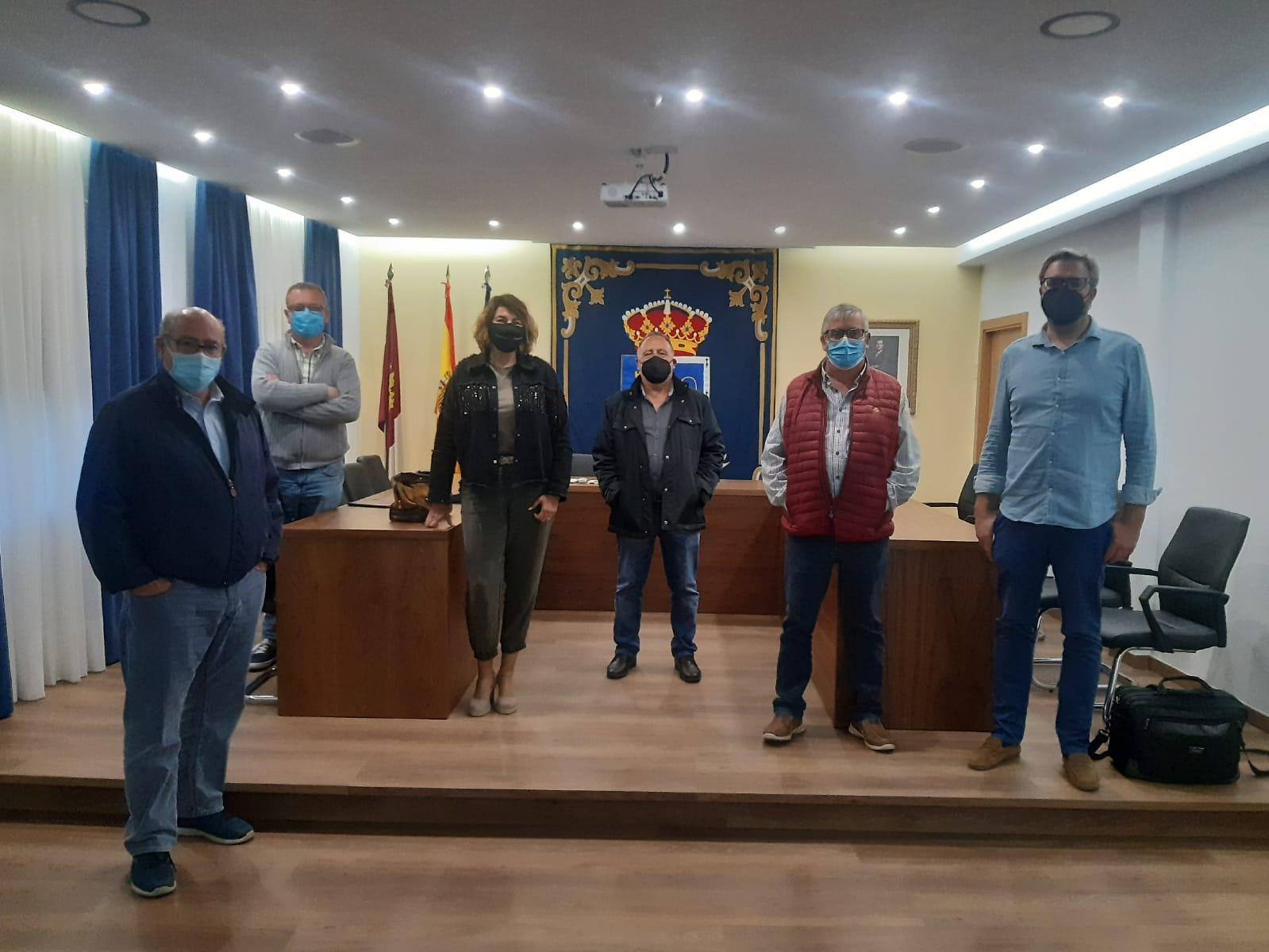 Camino Real Madrid - Guadalupe - Ayuntamiento de Maqueda
